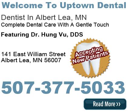 albert lea dentist